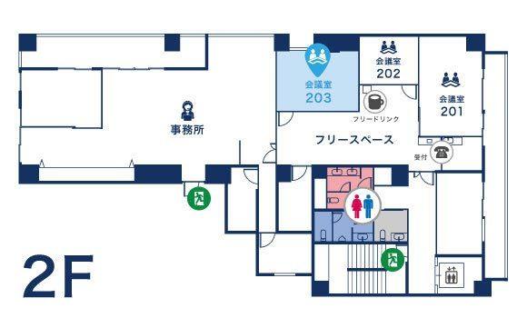 大阪クロススクエア会議室203