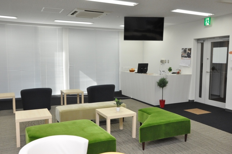 大阪クロススクエアカフェスペース