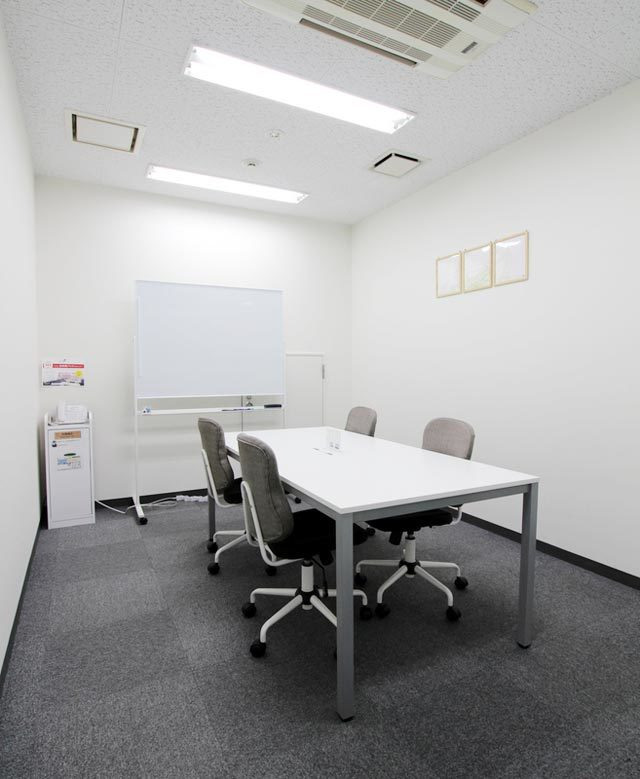 お客様満足度の高い会議室