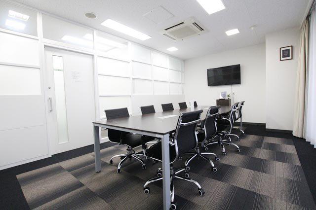 お客様満足度の高い貸し会議室