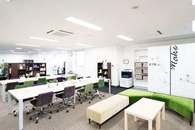 大阪クロススクエア フリースペース