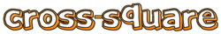 無料ツールで作成したロゴ